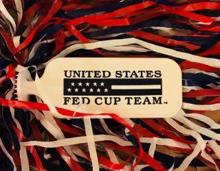 Fed Cup Pom Pom 2